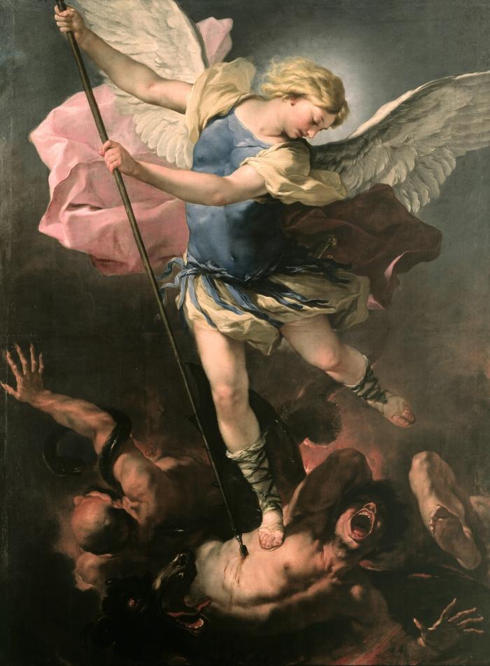 Figure 4 - St Michael - L Giordano