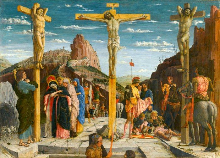 Figure 8 - Crucifixion - A Mantegna